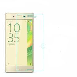 Skärmskydd i härdat glas, Sony Xperia X Performance Transparent