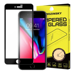 Skärmskydd iPhone 6/7/8/SE 2:nd Fullskärm i glas  Transparent
