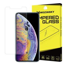 Skärmskydd iPhone Xs / 11 Pro i härdat glas Transparent