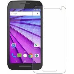 Skärmskydd, Motorola Moto G3 i härdat glas Transparent