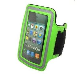 Sportarmband för iPhone 4 / 4S Grön