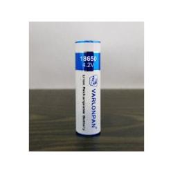 Varlonpan laddbart batteri 18650 3,7v 8800mAh Vit
