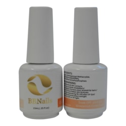 Gelelack Ombre GRADIATION Colorgel  NO heat formula 16 ml Orange