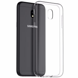 Skal i genomskinligt gummi, Samsung J7 2017