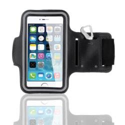 Sportarmband iPhone 6/6S Svart Svart