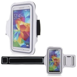 Sports Armband Samsung Galaxy S5 Neo Vit