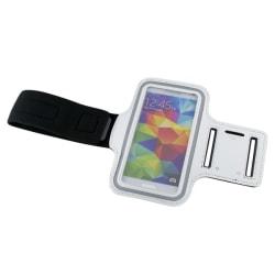 Sports Armband Samsung Galaxy S5 Vit