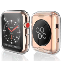 Apple Watch TPU Case Transparent 40