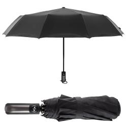 Automatic Umbrella Svart