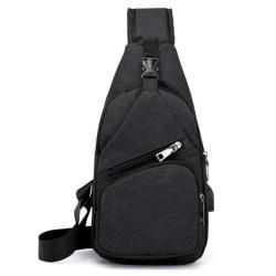 Chest Bag Svart
