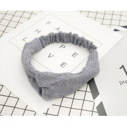 Headband grå