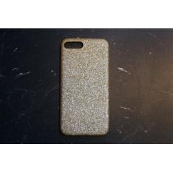 Kerzzil Glitter TPU, iPhone 6+ Guld