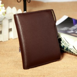 PDB Wallet Vertical Brun