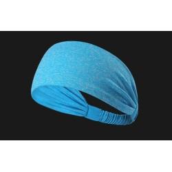 Sport Headband Blå