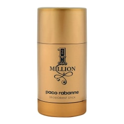 2-Pack Paco Rabanne 1 Million Deostick 75ml Transparent
