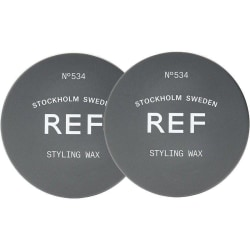 2-Pack REF Styling Wax 85ml Transparent