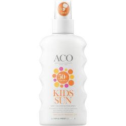 ACO Sol Kids Spray Spf 50+175ml Transparent