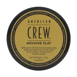 American Crew Molding Clay 85g Transparent