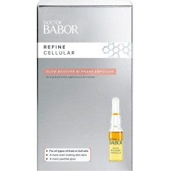 Babor Refine Cellular Glow Booster Bi-Phase Ampoules 7 x 1ml Transparent