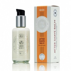 Barber & Books After Shave Balm 100ml Transparent