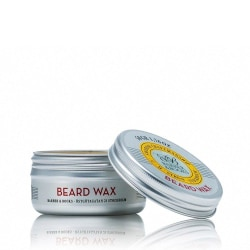 Barber & Books Beard Wax 50 g Transparent