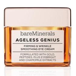 bareMinerals Ageless Genius Firming & Wrinkle Smoothing Eye Crea Transparent