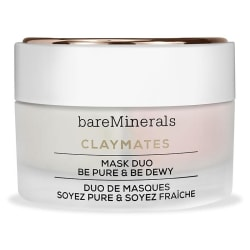 bareMinerals ClayMates Be Pure & Be Dewy Transparent