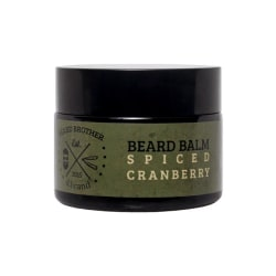 Beard Brother Beard Balm Spiced Cranberry 50ml Transparent