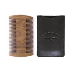 Beard Monkey Comb Transparent