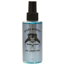 Beard Monkey Salt Water Spray 150ml Transparent