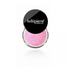 Bellapierre Cosmetic Glitter 002 Light Pink 3.75g Transparent