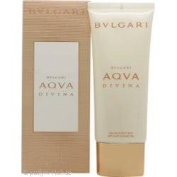 Bvlgari Aqua Divina Bath & Shower Gel 100ml Transparent