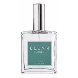 Clean Men Edt 60ml Transparent