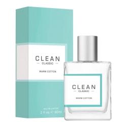 CLEAN Warm Cotton Edp 60ml Transparent