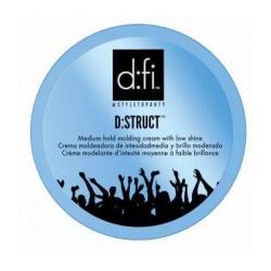 D:Fi d:Struct Pliable Molding Creme 75g Transparent