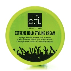 D:fi Extreme Hold Styling Cream 75g Transparent