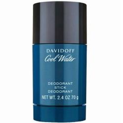Davidoff Cool Water Man Deostick 70ml Transparent