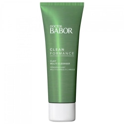 Doctor Babor Cleanformance Clay Multi-Cleanser 50ml Transparent