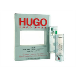 Hugo Boss Men Duo Travel Set 2 x 12.5ml Transparent