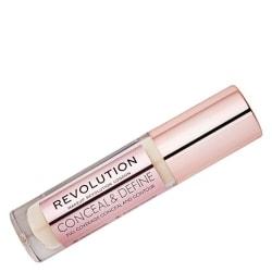 Makeup Revolution Concealer And Define C1 Transparent