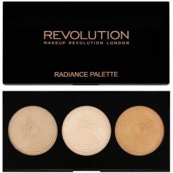 Makeup Revolution Highlighter Palette Radiance Transparent