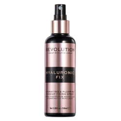 Makeup Revolution Hyaluronic Fixing Spray Transparent