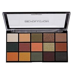 Makeup Revolution Re-Loaded Palette Iconic Division Transparent