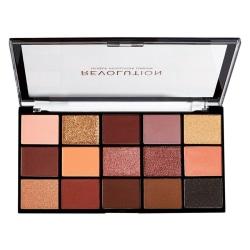 Makeup Revolution Re-Loaded Palette Velvet Rose Transparent