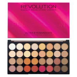 Makeup Revolution Ultra 32 Eyeshadow Flawless 3 Transparent