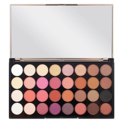Makeup Revolution Ultra 32 Eyeshadow Flawless 4 Transparent