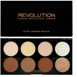 Makeup Revolution Ultra Contour Palette Transparent