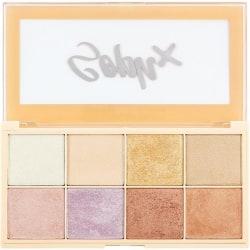 Makeup Revolution X Soph Highlighter Palette Transparent