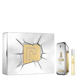 Paco Rabanne 1 Million Lucky Edt 100ml + 10ml Giftset Transparent
