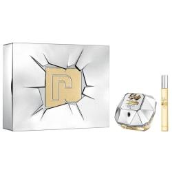 Paco Rabanne Lady Million Lucky Edp 80ml + Edp 10ml Giftset Transparent